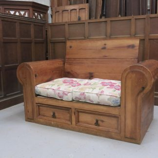 Slightly Mad Mexican Pine Sofa