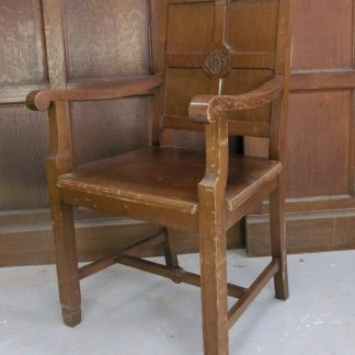 Wadhurst Methodist Ministers Carver Chair