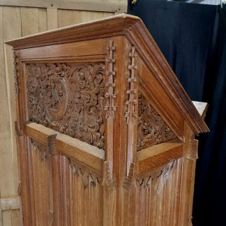 Gothic Dragon Lectern Reading Desk