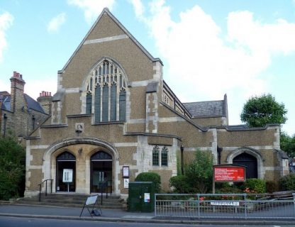Muswell Hill URC1900