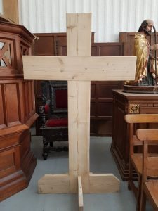 Custom Made Wooden Crosses Any Size