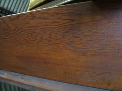 Pitch Pine Pew Seat