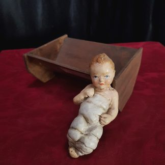Nativity Crib Infant Jesus Bambino