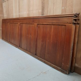 Oak Dado Height Tongue and Groove Panels Panelling