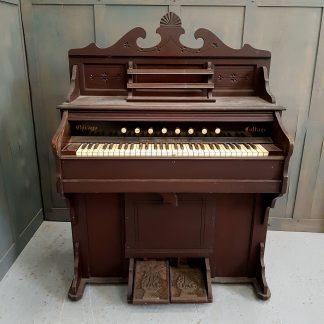 Chicago Cottage Antique Harmonium Piano Organ