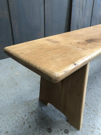 Pale Oak Bench