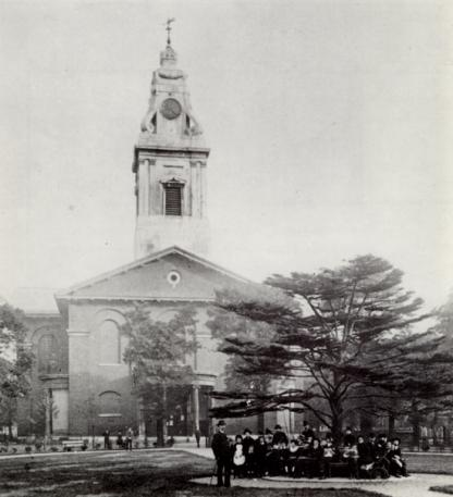 St John Hackney Church1