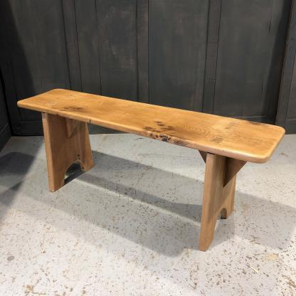 Light Oak Bench