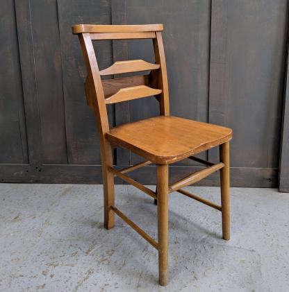 Coventry Ladderback Church Chapel Chairs Bargain Seconds