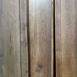 7.4m2 Single Batch Antique 1853 Oak Broad Plank Flooring Floorboards from Boston