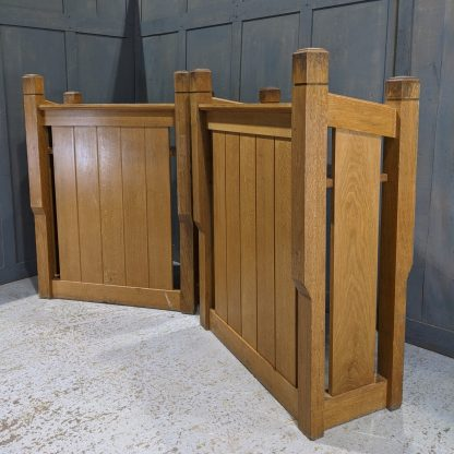 Modern Solid Oak Larger Reading Desks Lecterns Ambos from St Giles Cripplegate