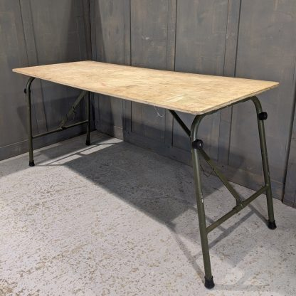 Army Folding Table from St George's Church, Hounslow
