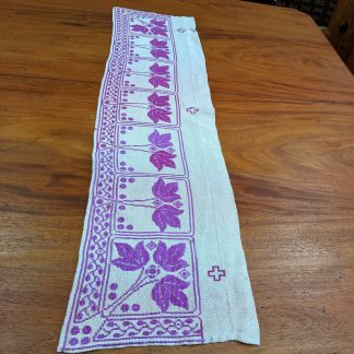 Small Embroidered Lenten Altar Cloth Superfrontal