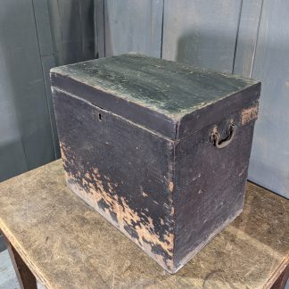 'Crypt Find' Old Pine Document Box with Handles