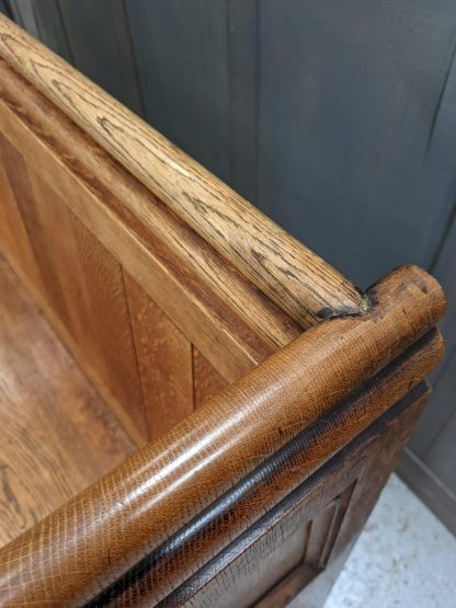 St Mary's Walthamstow Simple Gothic Oak Church Chapel Pews Benches